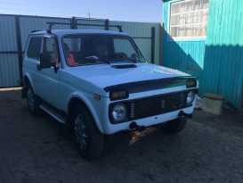 Иркутск 4x4 2121 Нива 2003