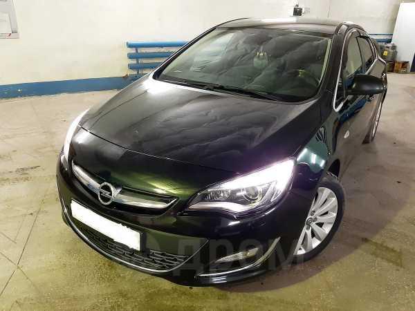 Opel Astra, 2013 год, 619 000 руб.