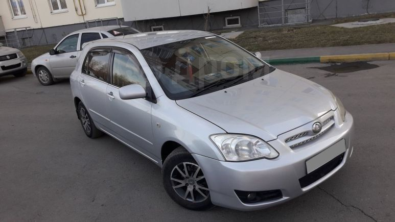 Toyota Allex, 2005 год, 395 000 руб.