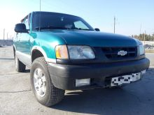 Chevrolet Blazer, 1998 г., Новосибирск