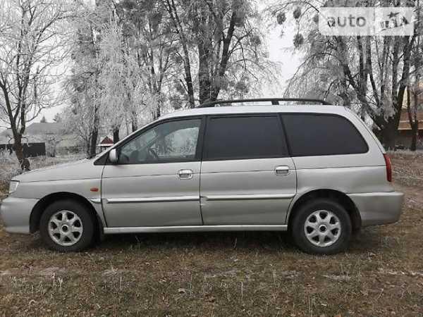 Kia Joice, 2002 год, 400 000 руб.