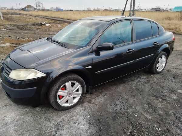 Renault Megane, 2005 год, 220 000 руб.