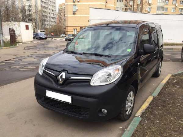 Renault Kangoo, 2016 год, 845 000 руб.