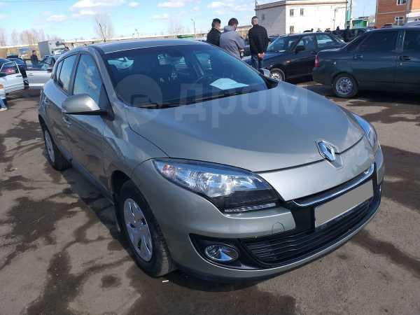 Renault Megane, 2013 год, 495 000 руб.