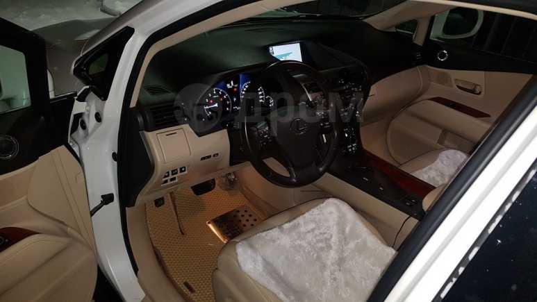 Lexus RX350, 2010 год, 1 600 000 руб.