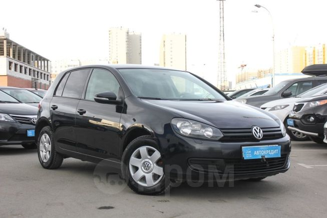 Volkswagen Golf, 2009 год, 459 000 руб.
