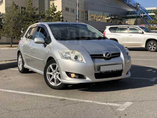 Toyota Auris, 2007 год, 499 000 руб.