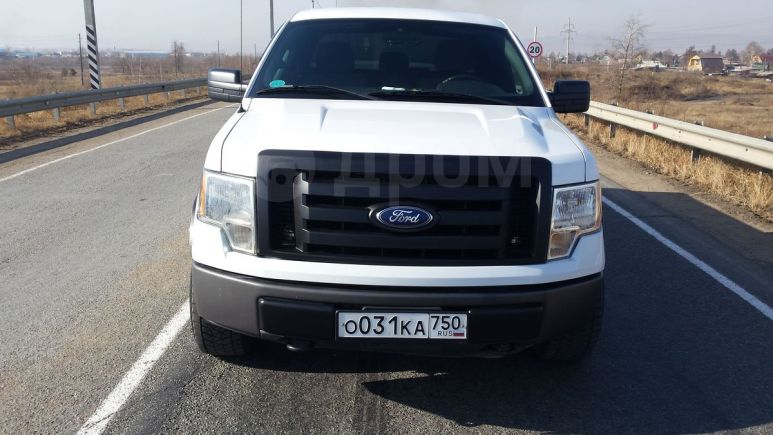Ford F150, 2011 год, 1 500 000 руб.