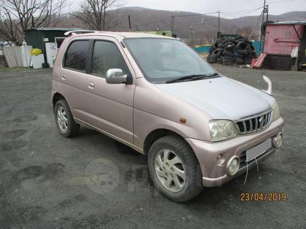 Daihatsu Terios Kid, 2001 год, 125 000 руб.