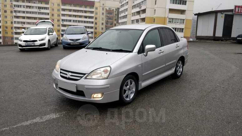 Suzuki Aerio, 2007 год, 297 000 руб.