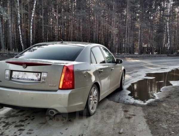 Cadillac BLS, 2007 год, 285 000 руб.