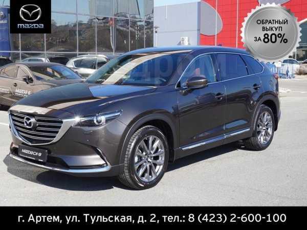 Mazda CX-9, 2019 год, 3 451 422 руб.