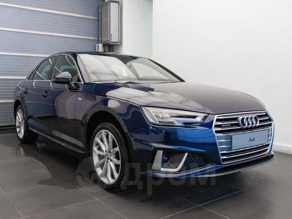 Audi A4, 2019 год, 2 737 586 руб.