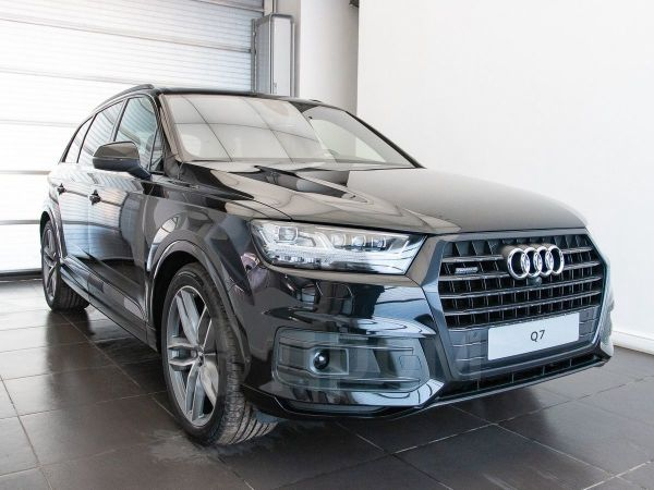 Audi Q7, 2019 год, 5 260 596 руб.