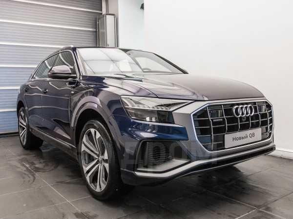 Audi Q8, 2019 год, 5 923 771 руб.