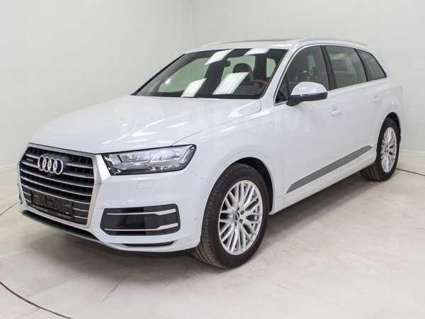 Audi Q7, 2019 год, 4 475 000 руб.