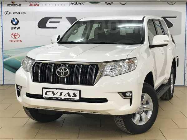 Toyota Land Cruiser Prado, 2019 год, 3 290 000 руб.