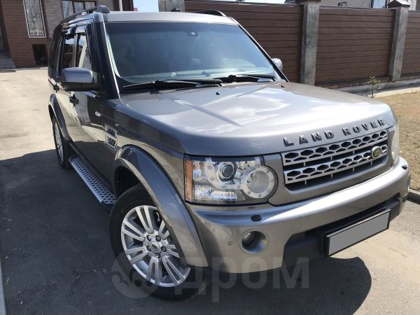 Land Rover Discovery, 2010 год, 1 320 000 руб.