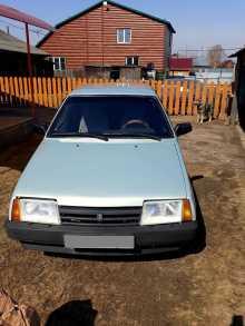 Новоалтайск 21099 2002