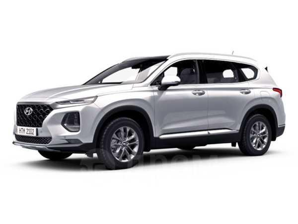 Hyundai Santa Fe, 2019 год, 2 599 000 руб.