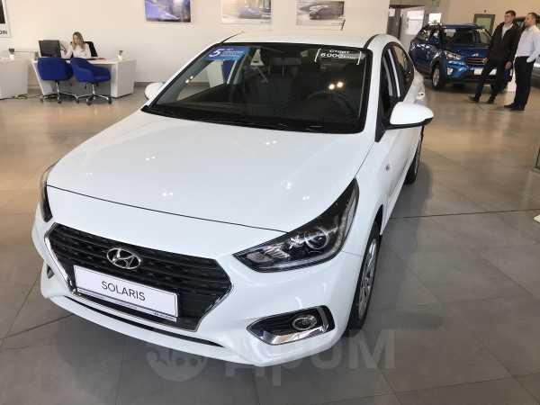 Hyundai Solaris, 2019 год, 873 100 руб.