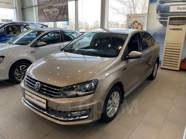 Volkswagen Polo, 2017 год, 739 000 руб.
