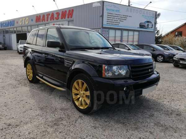 Land Rover Range Rover Sport, 2007 год, 500 000 руб.