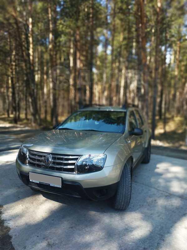Renault Duster, 2015 год, 759 000 руб.