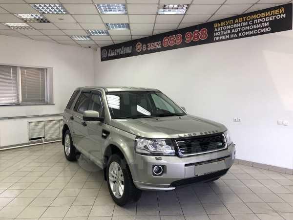 Land Rover Freelander, 2013 год, 1 199 000 руб.