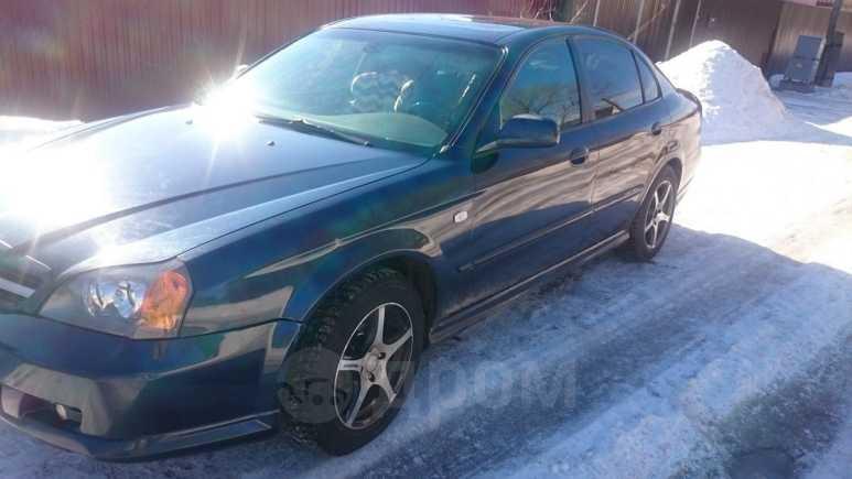 Chevrolet Evanda, 2005 год, 240 000 руб.