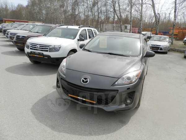 Mazda Mazda3, 2013 год, 549 000 руб.