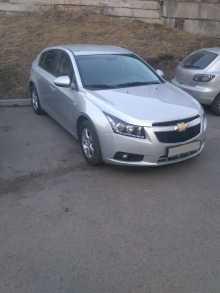 Chevrolet Cruze, 2012 г., Красноярск