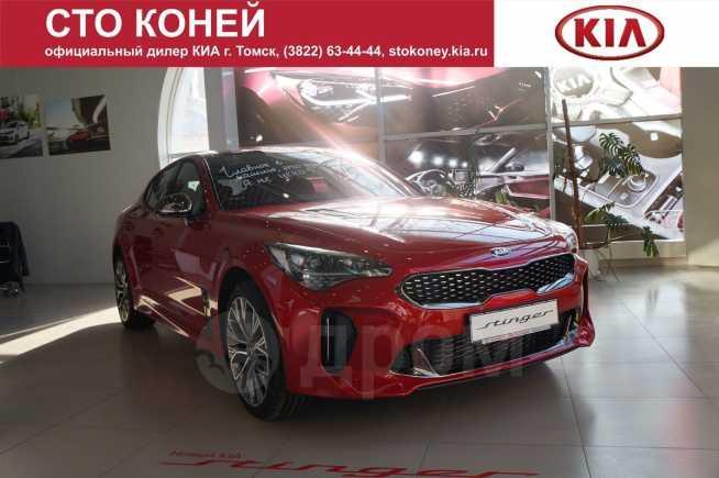Kia Stinger, 2019 год, 2 834 900 руб.