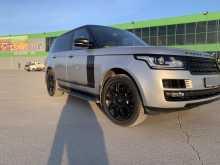Новосибирск Range Rover 2015