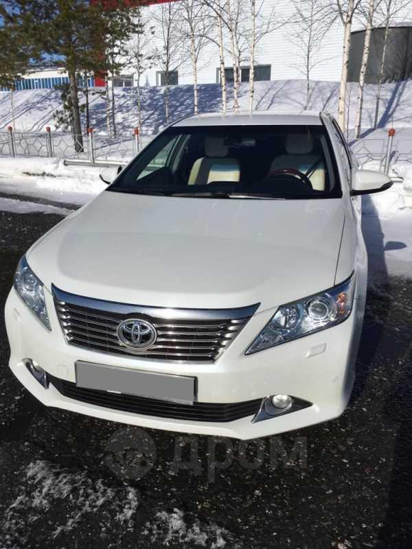 Toyota Camry, 2012 год, 1 100 000 руб.