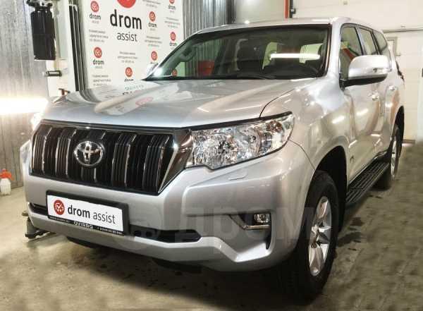 Toyota Land Cruiser Prado, 2019 год, 2 838 000 руб.