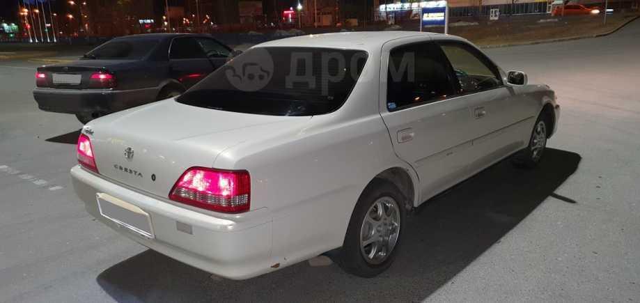 Toyota Cresta, 1998 год, 175 000 руб.