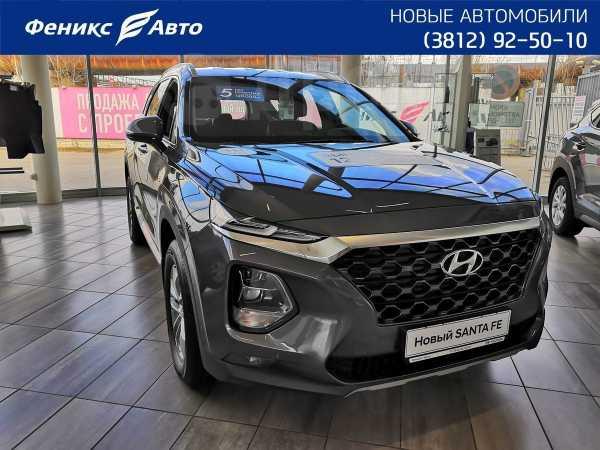Hyundai Santa Fe, 2019 год, 2 368 300 руб.