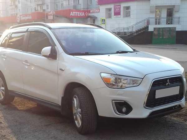 Mitsubishi ASX, 2013 год, 950 000 руб.