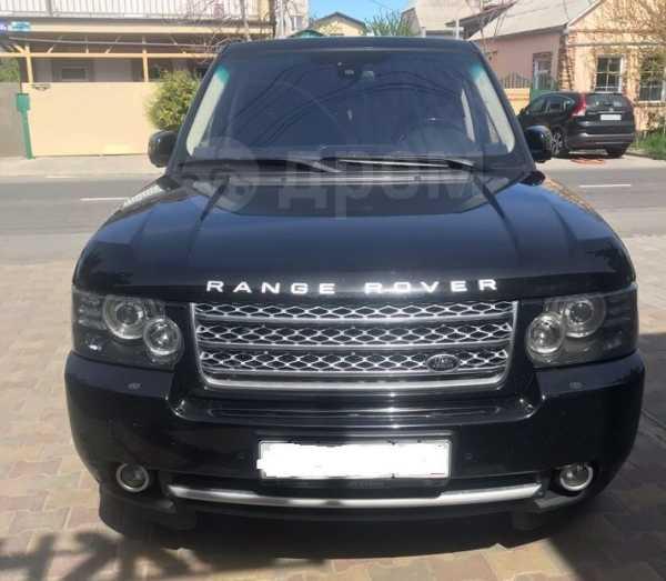 Land Rover Range Rover, 2012 год, 1 550 000 руб.