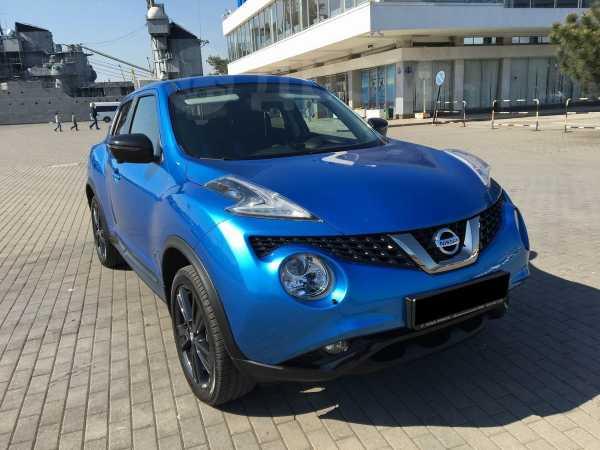 Nissan Juke, 2018 год, 1 210 000 руб.