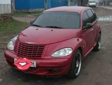 Chrysler PT Cruiser, 2002 г., Краснодар