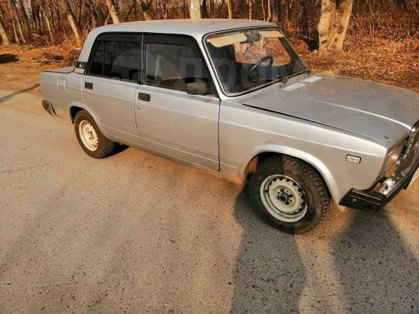Лада 2107, 2011 год, 75 000 руб.