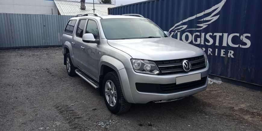Volkswagen Amarok, 2011 год, 730 000 руб.