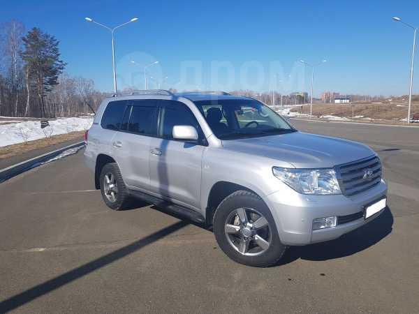 Toyota Land Cruiser, 2011 год, 2 099 000 руб.
