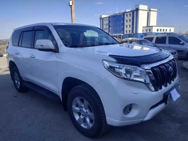 Toyota Land Cruiser Prado, 2015 год, 2 240 000 руб.