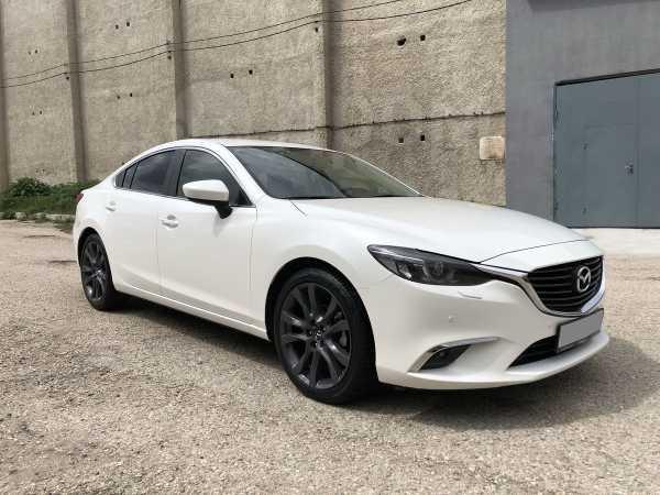 Mazda Mazda6, 2015 год, 1 450 000 руб.