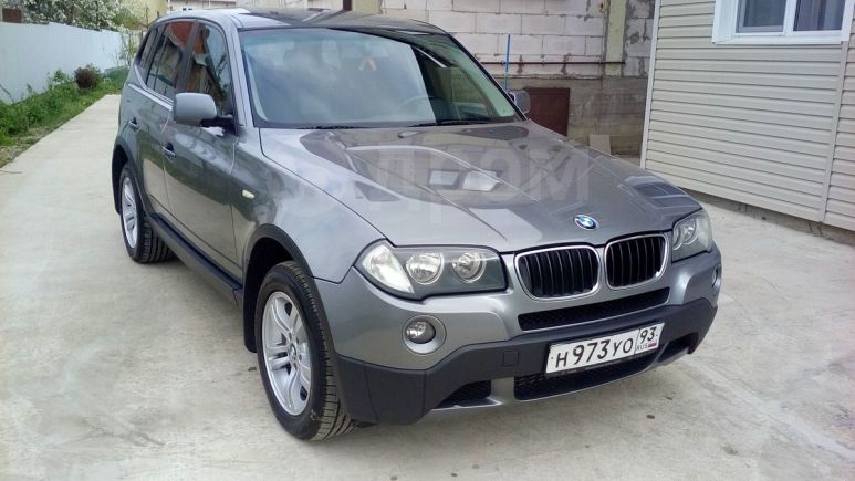 BMW X3, 2009 год, 650 000 руб.