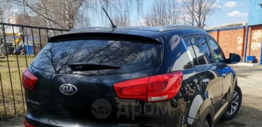 Kia Sportage, 2014 год, 1 059 000 руб.