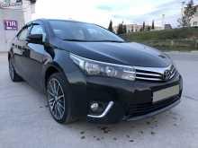 Севастополь Corolla FX 2014